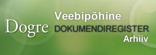 DOGRE, veebipõhine dokumendiregister, arhiiv
