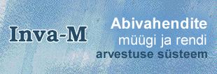 INVA-M, abivahendite müügi ja rendi arvestuse süsteem